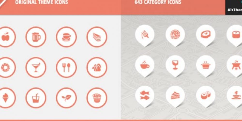 BusinessFinder+ Iconset – Red